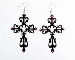 ornatecrossearrings