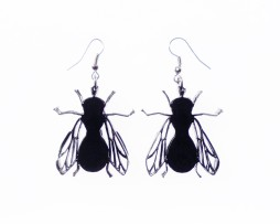 fly-earrings
