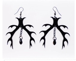 antler-earrings
