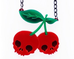 skull-cherries-necklace