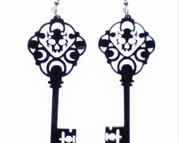 victorian-skeleton-key-earrings