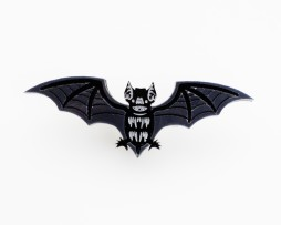 bat brooch 2